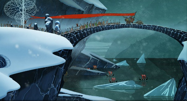 It's a Christmas miracle: Sony rescues 'Banner Saga' for Vita from the dead