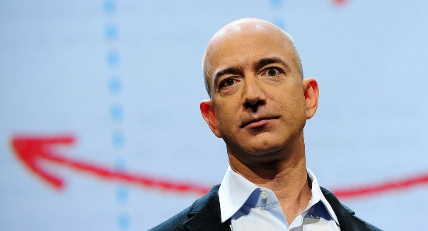 Amazon CEO Jeff Bezos is incredibly rich