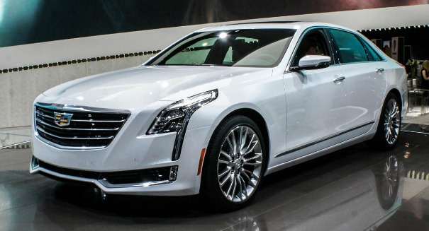 luxury car cadillac  Cadillac CT6 may change the luxury car market forever