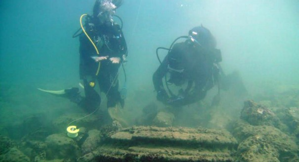 Scientists make stunning discovery off a Greek island…