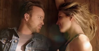 'Come and Find Me's' Aaron Paul and Zack Whedon: Blacklist, beers and bromance