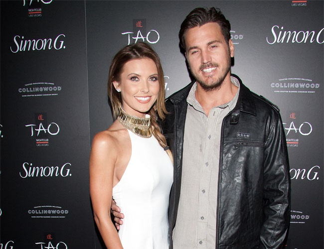 Audrina Patridge relied on music to get through her C-section