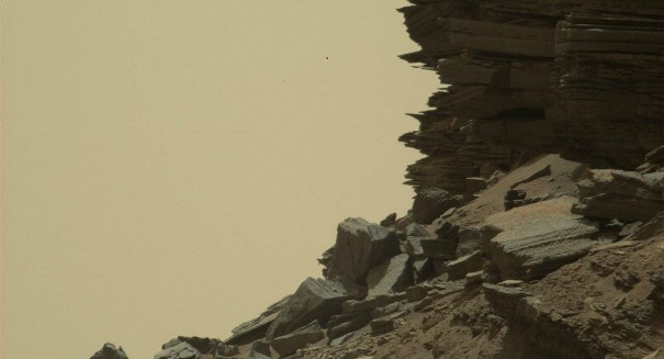 NASA's Mars Curiosity rover just captured something incredible