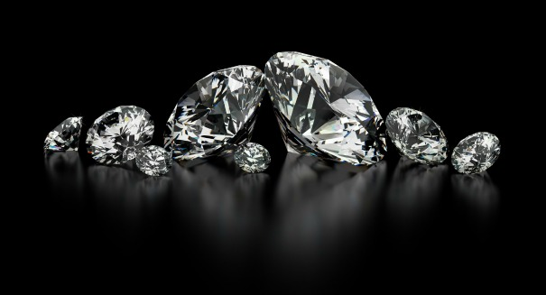 Are diamonds basically worthless?