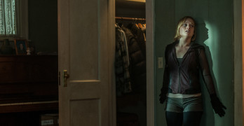 Now on DVD: 'Evil Dead' director Fede Alvarez and actress Jane Levy reunite for 'Don't Breathe'