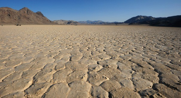 Why are people blaming California's drought on Global Warming?
