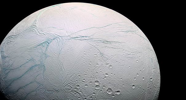 Cassini makes deep dive toward mysterious Saturn moon Enceladus