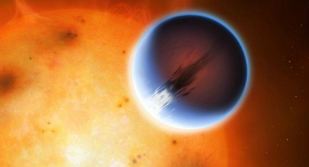 Scientists shocked to find exo-planet with 5400 MPH winds