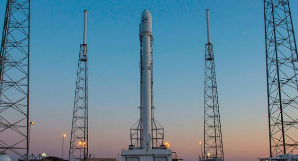 It's almost here: Watch Falcon 9 Launch LIVE