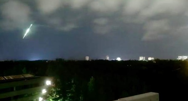 Huge fireball reported over Great Lakes [VIDEO]