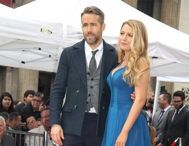 Ryan Reynolds says Blake Lively keeps him sane