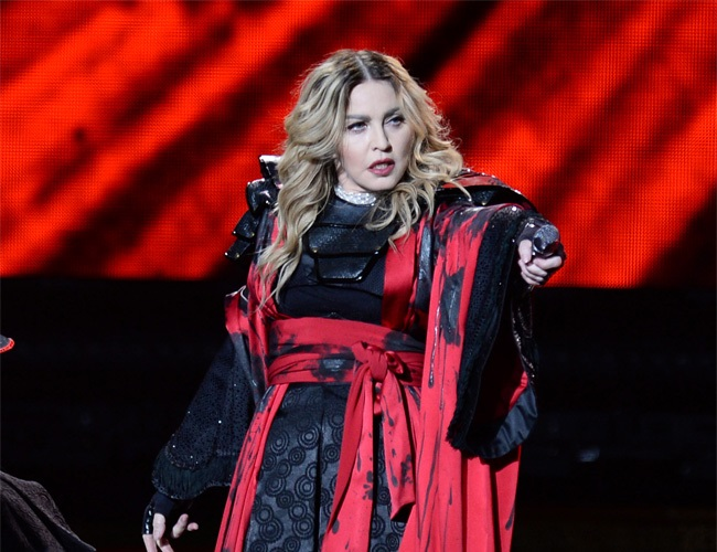 Madonna feels it's easy to become famous