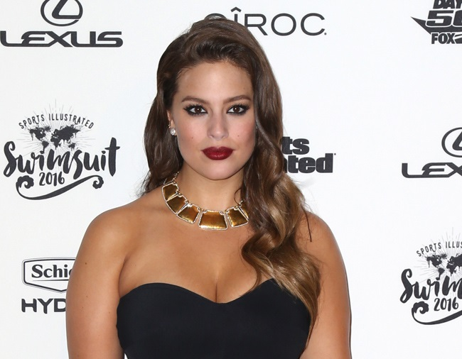 Ashley Graham felt insecure after splitting from first boyfriend