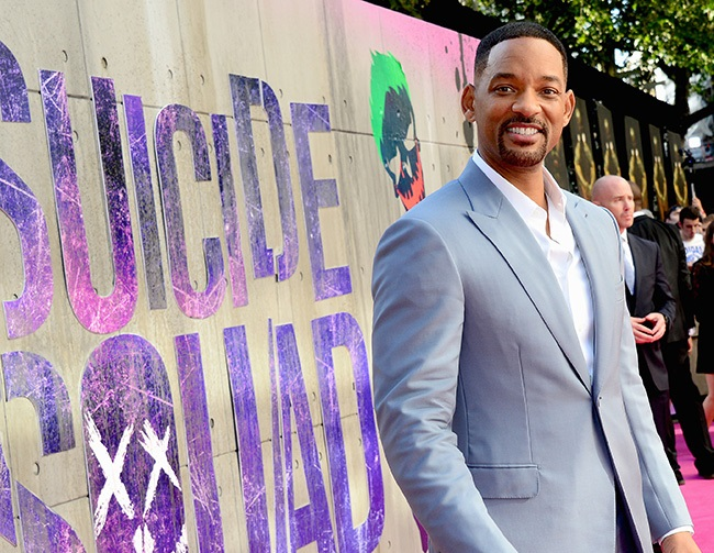 Will Smith's 'Collateral Beauty' has helped him cope with father's death