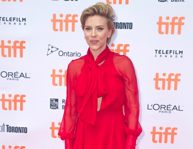 Scarlett Johansson says there is more female presence in Hollywood