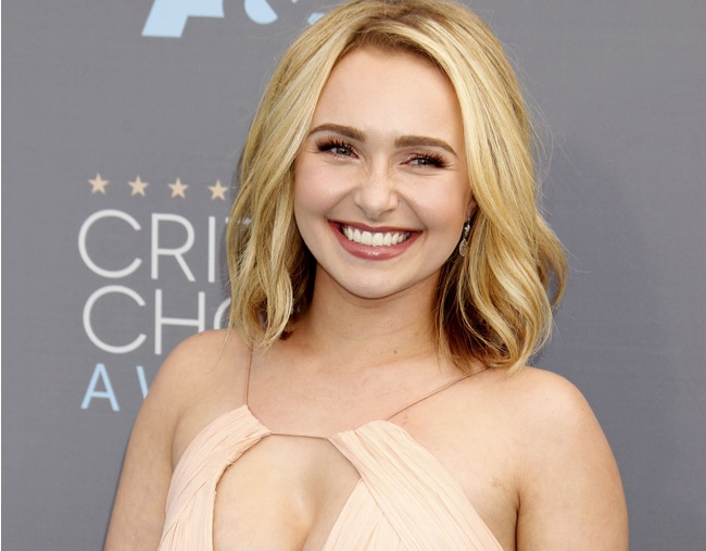 Hayden Panettiere discusses motherhood and everyday life