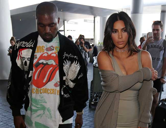 Kanye and Kim Kardashian West's marriage is heading for trouble