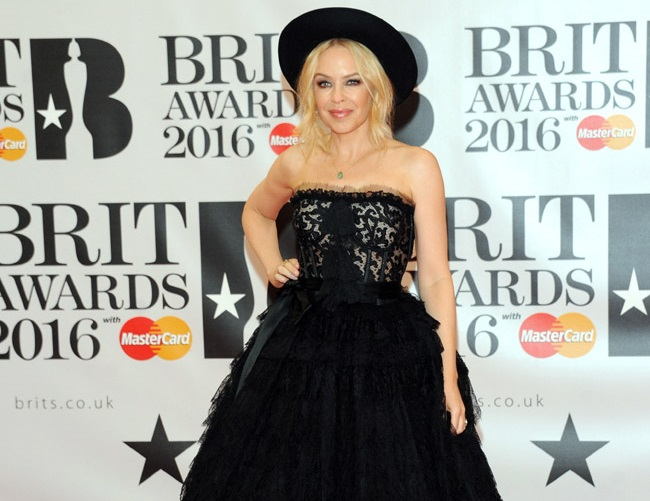Kylie Minogue reflects on past cancer diagnosis