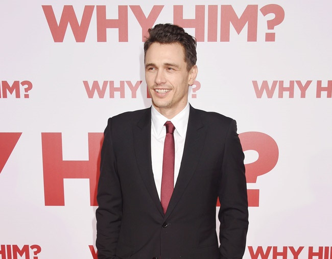 James Franco shares his best dating tip