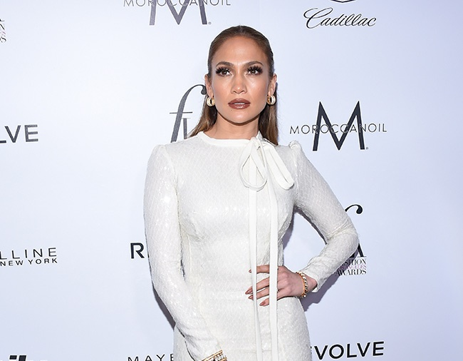 Jennifer Lopez reflects on the year 2016