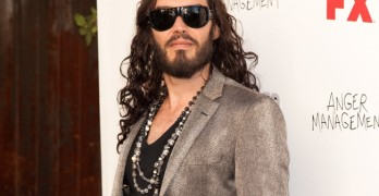 """Russell Brand finds pornographic material """"disturbing"""""""
