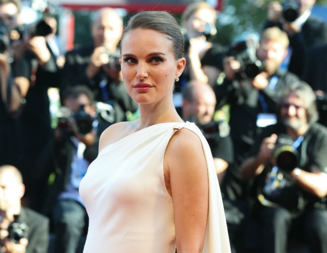 Natalie Portman is pregnant