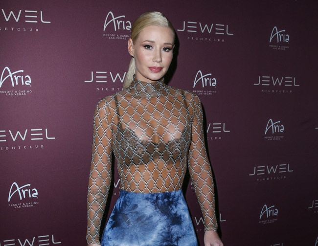 Iggy Azalea no longer feels connected to Australia