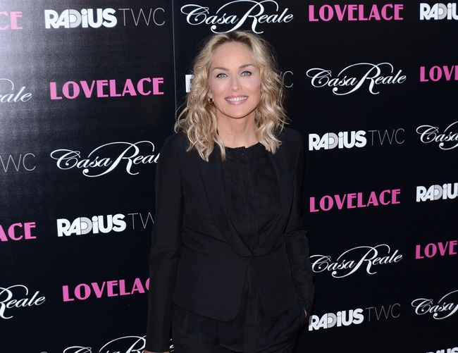 Sharon Stone once had a near-death experience… and she loved it