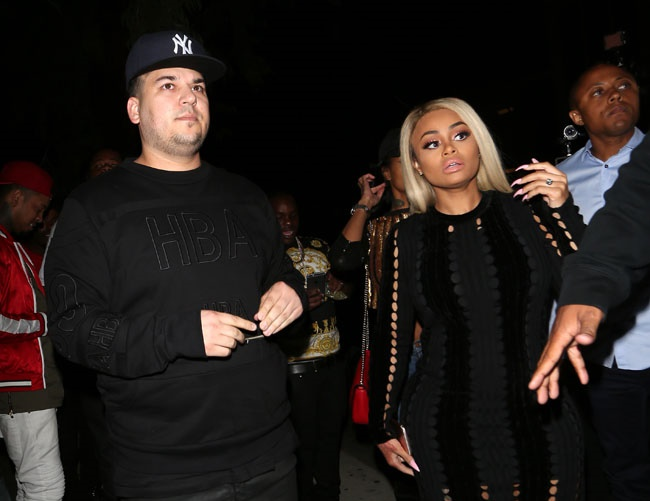 Blac Chyna and Rob Kardashian to marry next year
