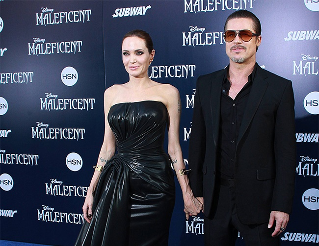 "Brad Pitt was ""caught off guard"" by divorce"