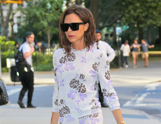 Victoria Beckham reveals the secret to healthy skin