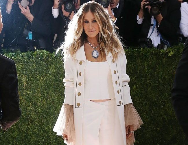 Sarah Jessica Parker on temptation and extramarital affairs