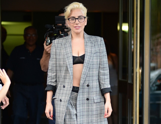 Lady Gaga says being a woman isn't easy