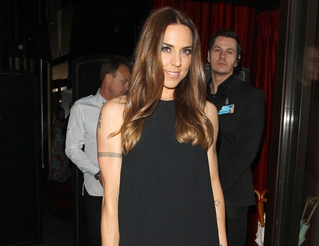 Mel C regrets her tattoos