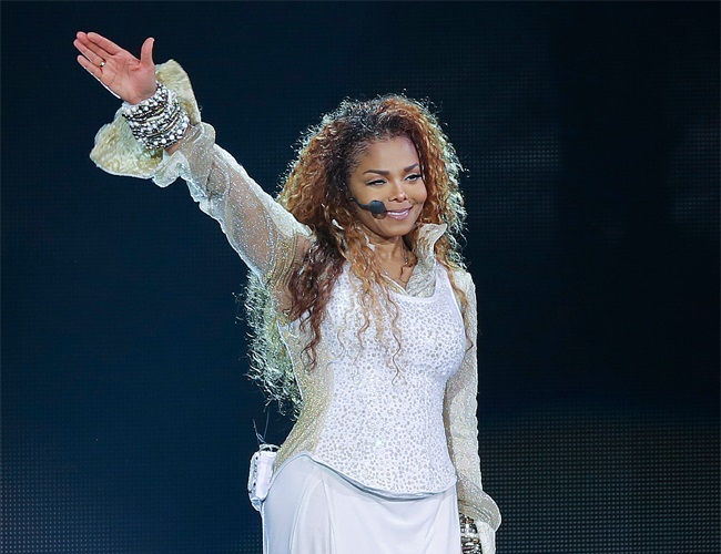 Janet Jackson has converted to Islam