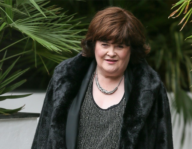Susan Boyle opens up about her love life