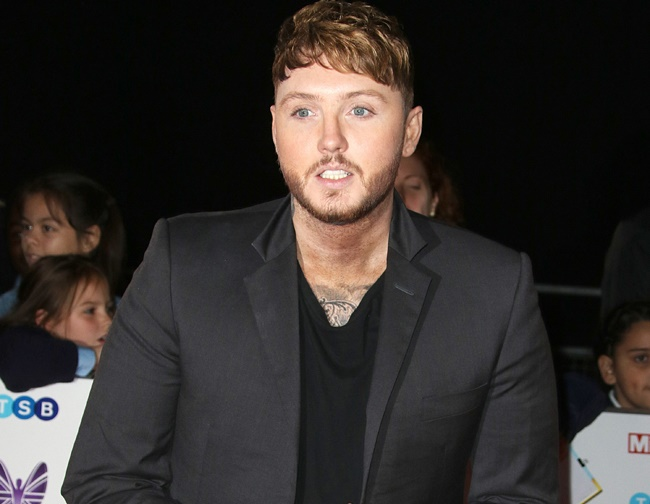 James Arthur wants to remove his tattoos