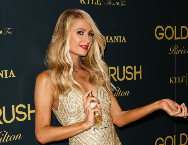 Paris Hilton has never had cosmetic surgery