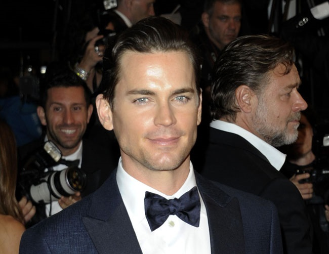 Matt Bomer inspired by grandparents' love life