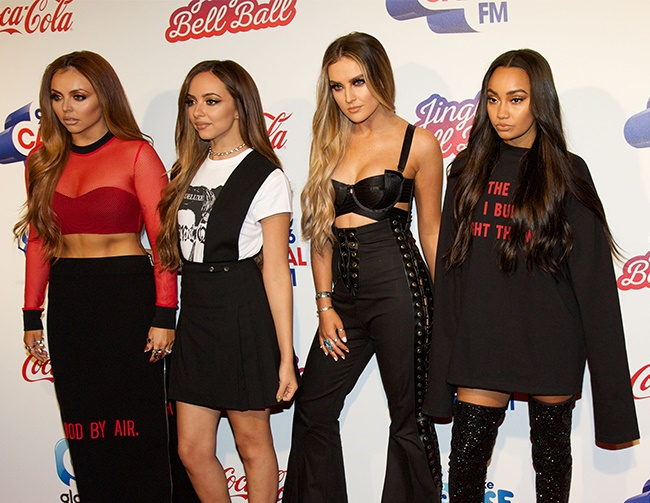 'Little Mix' to star in new tell-all documentary