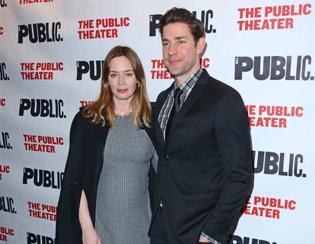 John Krasinski on marriage and raising a family