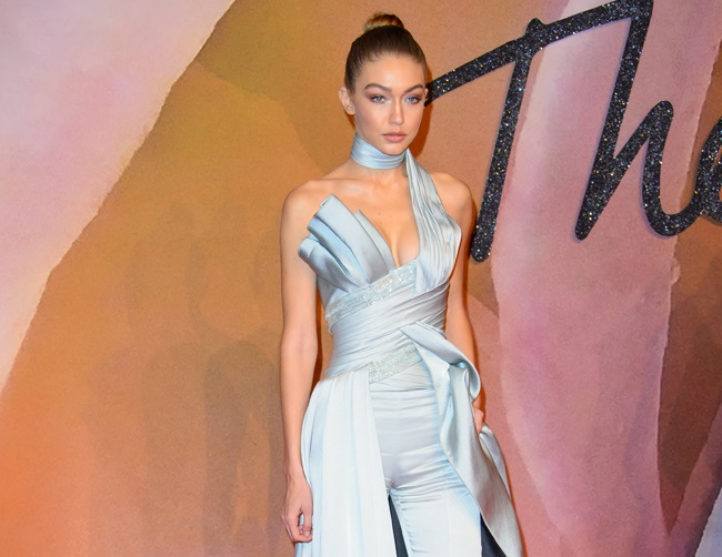 Gigi Hadid is taking a break from social media