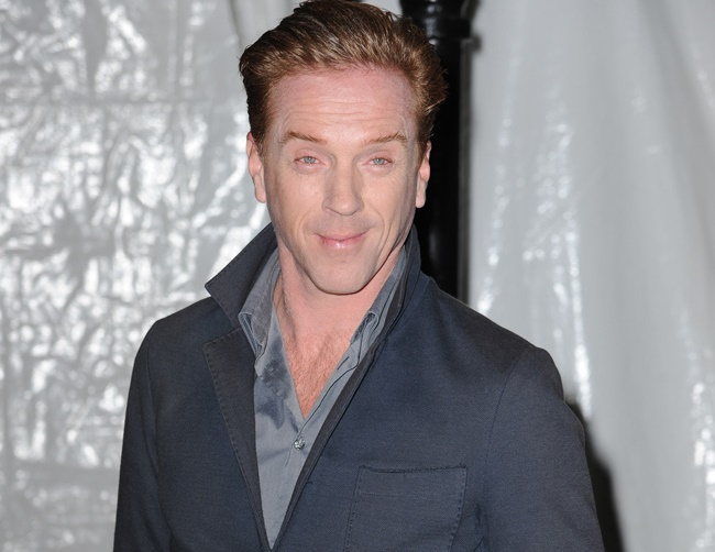 Damian Lewis is not motivated by wealth