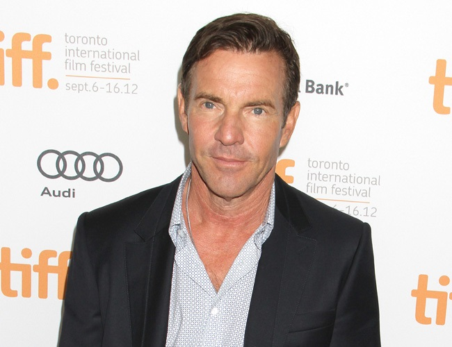 Dennis Quaid dating Santa Auzina