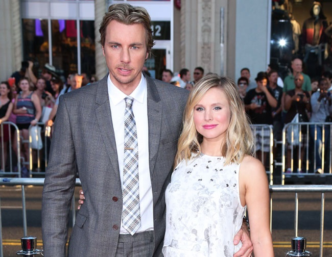 Dax Shepard and Kristen Bell recall their early dating days