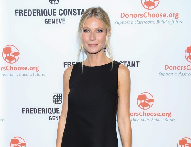 Gwyneth Paltrow praises ex-husband Chris Martin