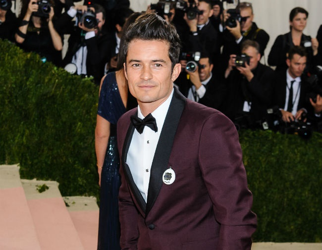 Orlando Bloom on fatherhood and life goals