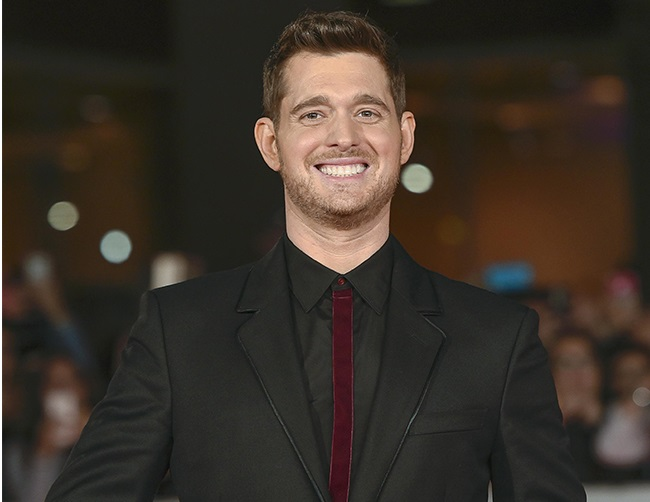 Michael Bublé no longer hosting 'BRIT Awards'
