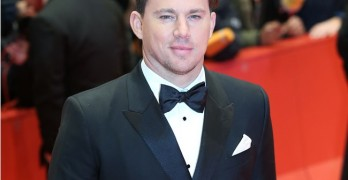 Channing Tatum discusses New Year's resolutions and struggles