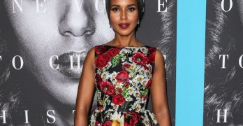 Kerry Washington urges women to stick together